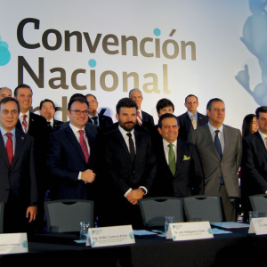 41 Convención Nacional Index
