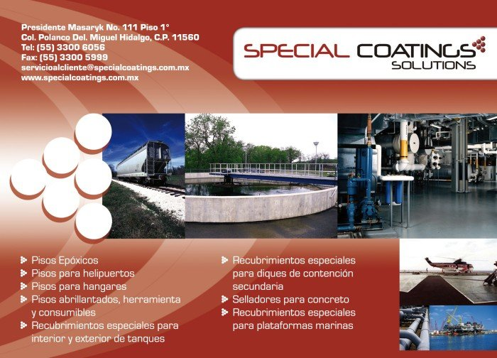 Special Coatings Solutions