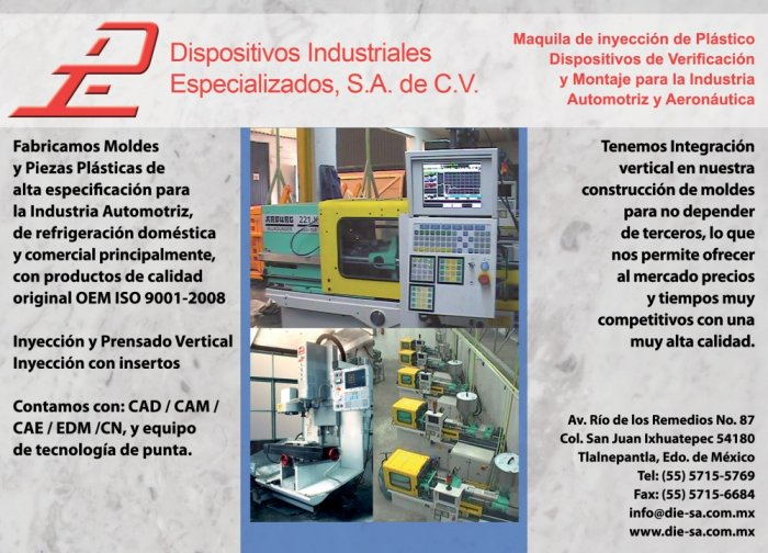 Dispositivos Industriales Especializados