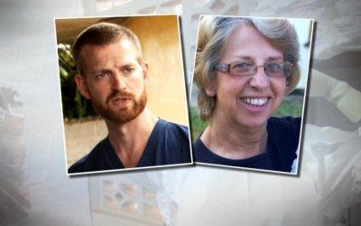 Dan de alta a dos personas contagiadas de ébola