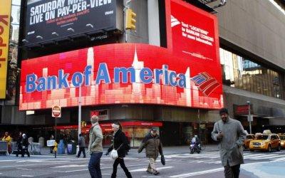 Bank of America pagará multa por hipotecas