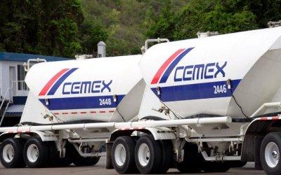 Cemex abastece cemento para la planta Etileno XXI