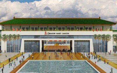 Cancelan proyecto Dragon Mart Cancún