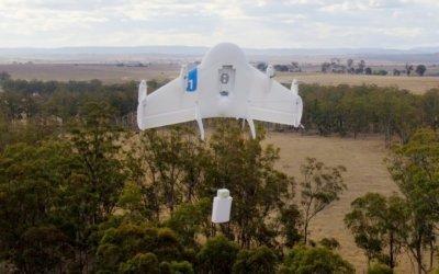 Google presenta drones para entregas a domicilio