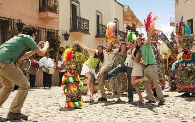 Aumentaron turistas internacionales en México