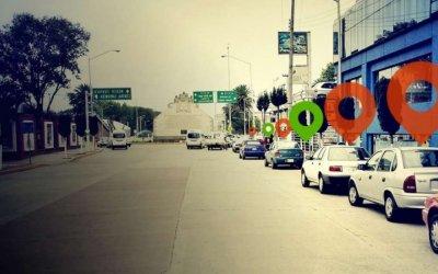 Buscan revolucionar estacionamientos con App