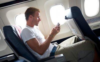 Aeroméxico permite uso de dispositivos en vuelo