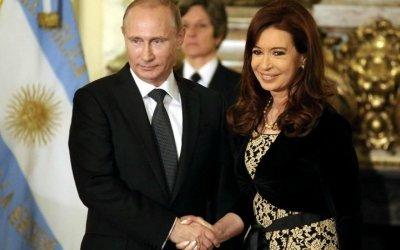 Acuerdo comercial entre Argentina y Rusia