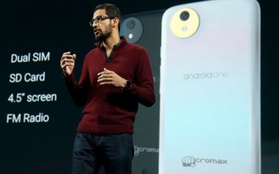 Google lanza smartphone de mayor calidad