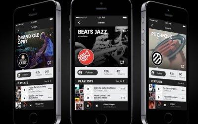 Apple cierra música en línea Beats