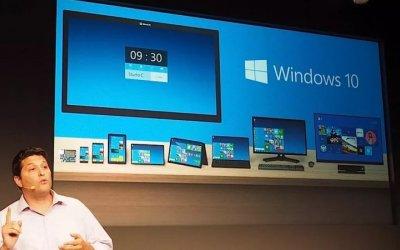 Hoy inicia la actualización para Windows 10