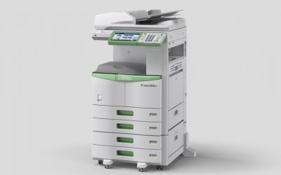 Toshiba crea impresora que borra impresiones