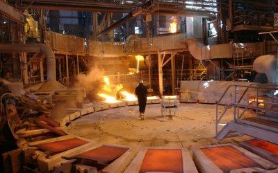 Cae producción minerometalúrgica en México