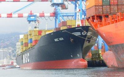 Sustentabilidad en los puertos marítimos