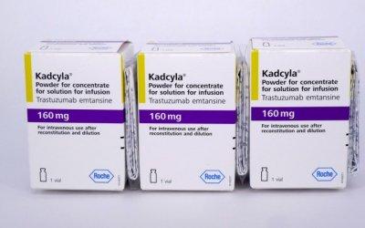 Solicitan a Roche bajar el precio del Kadcyla