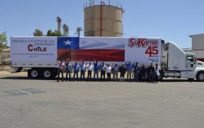 Carne mexicana SuKarne llega a Chile y Canadá