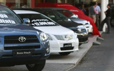Crece la venta de autos online