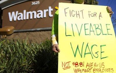 Empleados de Walmart pararán el Black Friday