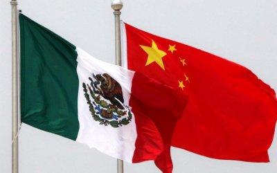 México quiere la cooperación de China para infraestructura