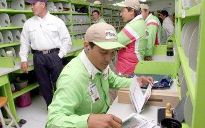 Correos de México abarca el 96% de la población nacional