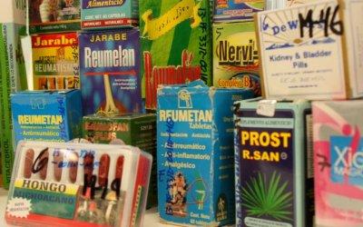 Cofepris decomisa 311 mil productos milagro