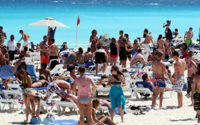 México destaca en aumento de captación turística: OMT