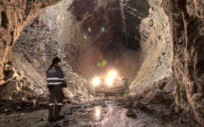 Creció 3.7% la producción minerometalúrgica