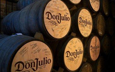 Tequila Don Julio ya pertenece a Diageo