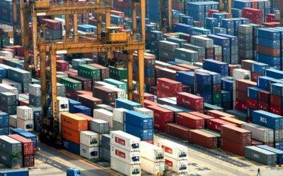 Comercio exterior presenta superávit de 558 mdd
