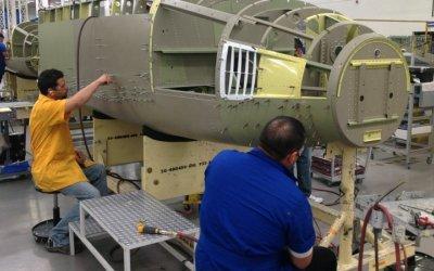 México es proveedor importante en el sector aeroespacial