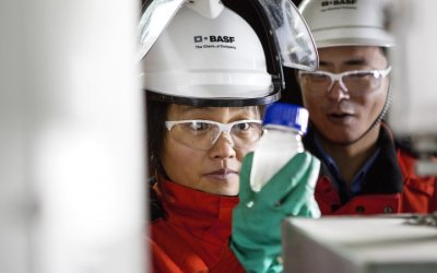 Ganancia de BASF supera levemente resultado esperado