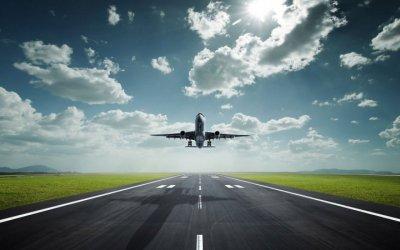 Transporte aéreo crece 5.3% en primer trimestre