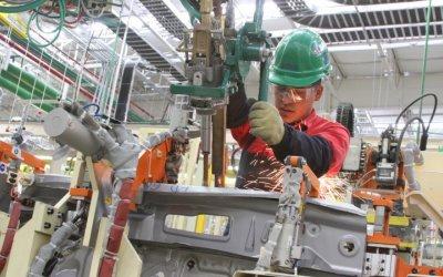 Sector manufacturero registró repunte sostenido en abril