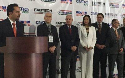 Inicia Fabtech México 2015