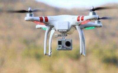 DGAC trabaja en la expedición de licencias para operadores de drones