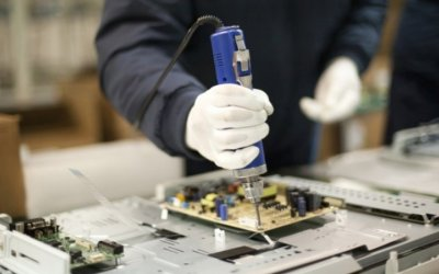 Exportaciones manufactureras crecen en abril