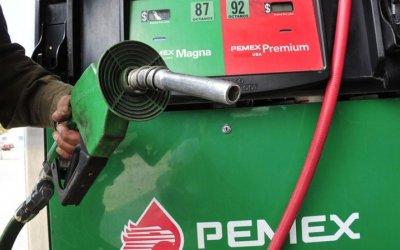 Pemex logra producción más alta de gasolinas en nueve meses