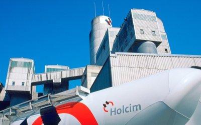 Holcim reporta incremento en ventas