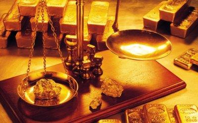 Oro se recupera de mínimos de tres semanas