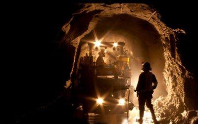 Producción minerometalúrgica disminuyó en abril