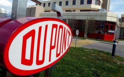 DuPont registra baja de 12% en beneficio neto