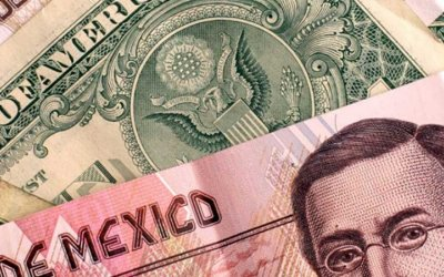 Bancos del DF ofrecen dólar hasta en 16.55 pesos