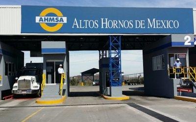 Ingresos de AHMSA descendieron 20%