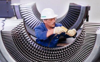 Ventas de Siemens bajaron 3% en segundo trimestre