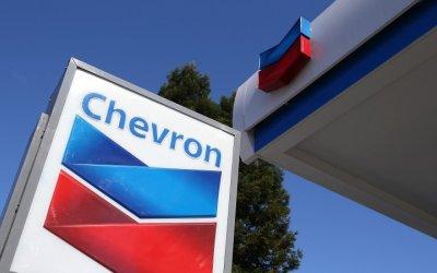 Chevron reporta caída de 90% en ganancias trimestrales