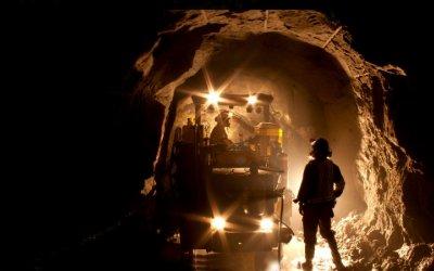 Producción minera descendió 2% en 2014