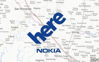 Nokia vende servicio Here a automotrices