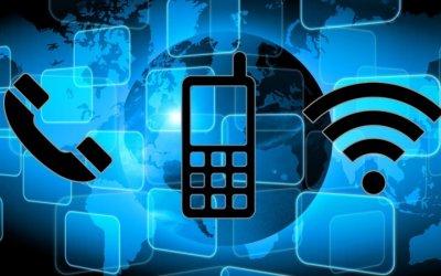Ingresos por servicios de telecomunicaciones sufren baja