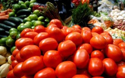 Aguacate y jitomate registraron alza en sus precios
