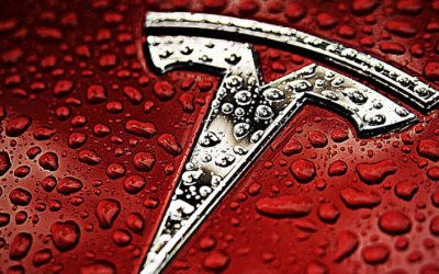 Auto eléctrico de Tesla bate récord
